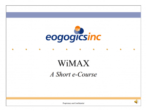 e-learning-wimax-short-course