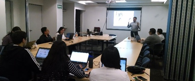 'LTE EPC Signaling' Onsite at Nextel de Mexico