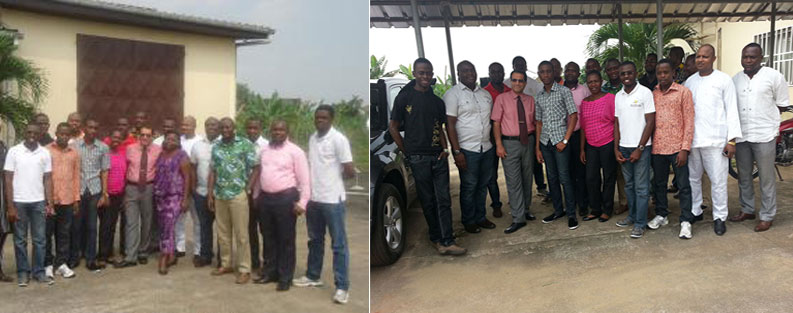 "GSM+ and IP Technologies for VSAT"" Taught Onsite in Douala, Cameroon"